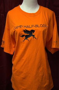 UniSex Adult TShirt Camp HalfBlood Shirt by TheElliottsCloset, $29.99