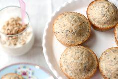 Chia Seed Quinoa Muffins