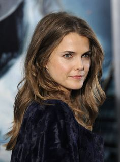 Keri Russell - Love this hair color. (We have same eye color/skin tone so I love stealing her hair & makeup ideas)