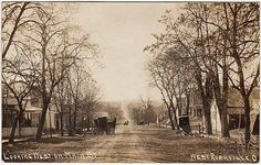 West Main Street in West Rushville Ohio.....that's our hometown!!!
