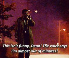 Oh Castiel.