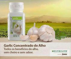 Produtos Amway Brasil Cleverton: GARLIC,, O PODER DO ALHO BENEFÍCIOS A NOSSA SAÚDE