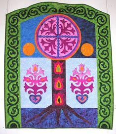 A MAGYAROK TUDÁSA: Mágikus világkép és rovások - Világfa - Életfa - Égigérő fa - Tetejetlen fa Folk, Kids Rugs, Symbols, Peace, History, Patterns, Home Decor, Art, Clothes