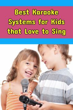 Are you looking for the perfect Christmas gift for children that love to sing and dance? Here are the best children's portable karaoke machines for family fun. Best voice changer microphones for singing. Ideal kids Christmas Presents this year. Christmas Presents For Kids, Kids Christmas, Gifts For Kids, Karaoke Party, Karaoke Songs, Musical Toys For Kids, Kids Toys, Kids Karaoke Machine, Throwback Songs
