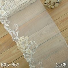 Hot-sale embroidery lace for cheap wholesale