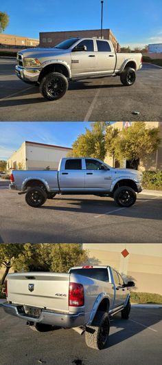 Custom Trucks For Sale, Lifted Trucks For Sale, 2016 Ram 2500, Lift Kits, Cummins, 4x4