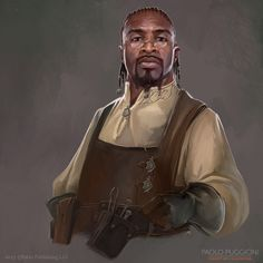 Wardens of The Reborn Forge - Lord Armorer Narda Huffwood