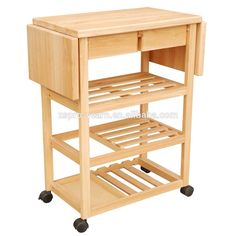 More information  sc 1 st  Pinterest & Buy Living Tile Top Kitchen Storage Trolley - Pine at Argos.co.uk ...