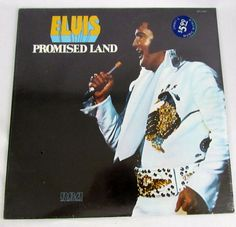 "Elvis Presley Promised Land LP SEALED APL1-0873 Vinyl Record Album 12"" RCA #RocknRoll"
