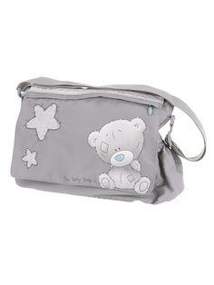 Tiny Tatty Teddy Changing Bag - Grey   woolworths.co.uk