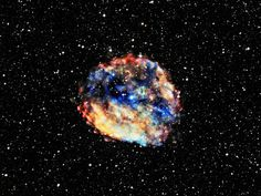 RCW the remains of a supernova about light-years away, cloaks the neutron star The neutron star may be the slowest-spinning pulsar ever detected, rotating once every hours. PHOTOGRAPH BY NASA Cosmos, Sistema Solar, Neutron Star, Star System, Star Formation, Space Photos, Space Images, Science Photos, Pulsar