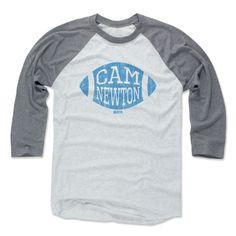 Men's Cam Newton Football L Baseball T-Shirt from 500 LEVEL. This Cam Newton Baseball T-Shirt comes in multiple sizes and colors.