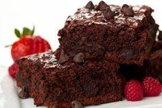 Brownie de chocolate - Cocina - REVISTA PRONTO - www.pronto.com.ar