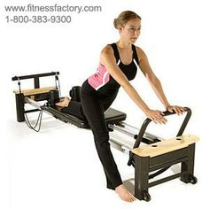 STAMINA PRO AEROPILATES  The Stamina® AeroPilates® Pro XP556 takes the traditional Pilates workout to the next level. You achieve that long, lean body that only Pilates can give plus you improve your cardiovascular fitness--all with one machine.