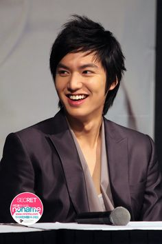Personal Taste, Lee Min Ho, Minho, More Photos, Conference, First Love, Smile, First Crush, Puppy Love