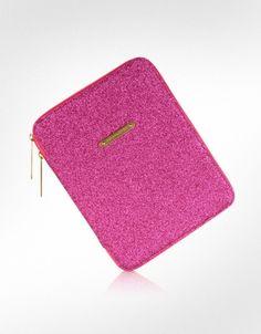 Juicy Couture Stardust Glitter iPad® Case