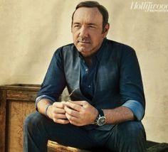 Exclusive Portraits of Kevin Spacey (Photos) - The Hollywood Reporter