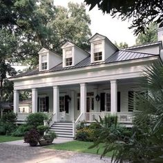 raised creole cottage house - Google Search