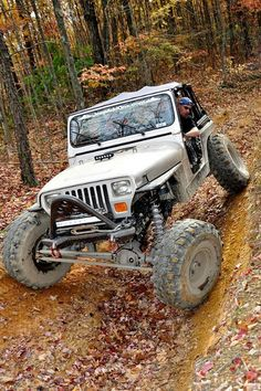 Coils on a YJ is just blasphemy!