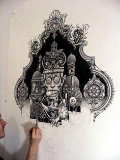 The art of Joe Fenton