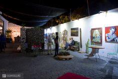 Panorama 187 exposición exterior Exterior, Art, Outdoor Rooms