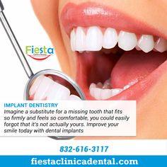 Implant Dentistry, Dental Implants, Missing Teeth, Feelings, Party
