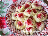 Raspberry Breakfast Drop Biscuits - My Crazy Life as a Farmers Wife