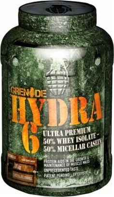 Grenade Hydra 6 Protein Supplement | 2lbs Size