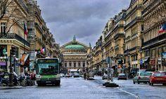 Opera Garnier, Paris 9e