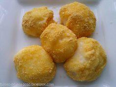 Rezept (Basics): Mochi aus frischem Reis (Home-made mochi from fresh rice)