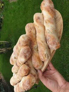 Budzogáne | Recepty - Mykitchendiary.sk Prepped Lunches, Bread And Pastries, Sourdough Bread, Bread Recipes, Kids Meals, Ham, Bakery, Good Food, Food And Drink