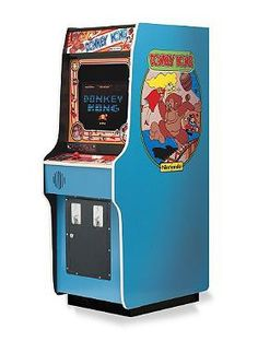 Delight the vintage gamer in your life with the Refurbished Donkey Kong Arcade Game that is the perfect addition to your game room.