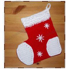 Nikolaus oder Weihnachtssocke