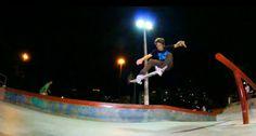 Skatista Airam Pinheiro do Rio de Janeiro - Clube do skate