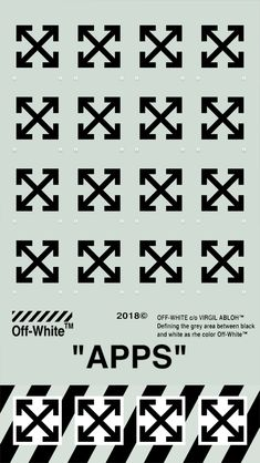 """""""Off-White"""" iphone wallpaper """"app x fit"""" Wallpaper App, Iphone Wallpaper Off White, Hypebeast Iphone Wallpaper, Iphone Wallpaper Tumblr Aesthetic, Iphone Homescreen Wallpaper, Tumblr Iphone Wallpaper, Best Iphone Wallpapers, White Iphone, Iphone 4"""