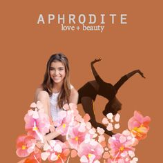 Dance Moms Girls as Greek Goddesses ||  Kalani Hilliker as Aphrodite {love + beauty}