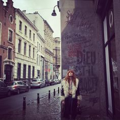 SKY IS THE LIMIT - Florence Welch's Instagram