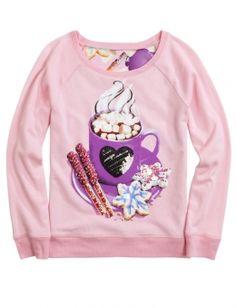 Sweet Photoreal Sweatshirt