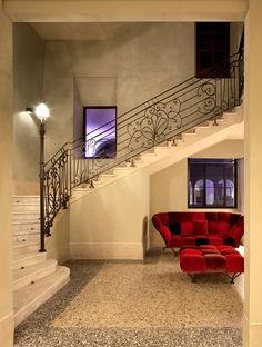 interni NH collection piazza Carlina Torino Leggi l'articolo su www.it Nh Hotel, Corsica, Contemporary Architecture, Stairs, Living Room, Bedroom, Gallery, Pictures, Collection