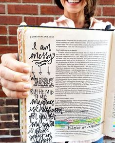 Click through to check out an epic blog from a girl who is passionate about her bible. Also, head to www.paperandtreasure.com for a website built to empower young people to read their bibles, love their bible, and see love, life and faith through the lenses of God's Word