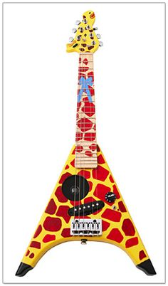 251 best weird kool guitars images music instruments violin custom guitars. Black Bedroom Furniture Sets. Home Design Ideas