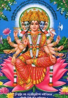 Gayatri Mata – vedamata and mother of all Brahman | Recent News Headlines