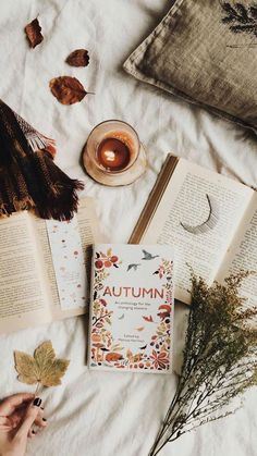There's nothing quite like a fall inspired flat lay. Flat Lay Inspiration, Autumn Inspiration, Autumn Aesthetic, Book Aesthetic, Autumn Photography, Book Photography, Flat Lay Photography Instagram, Autumn Flatlay, Christmas Flatlay