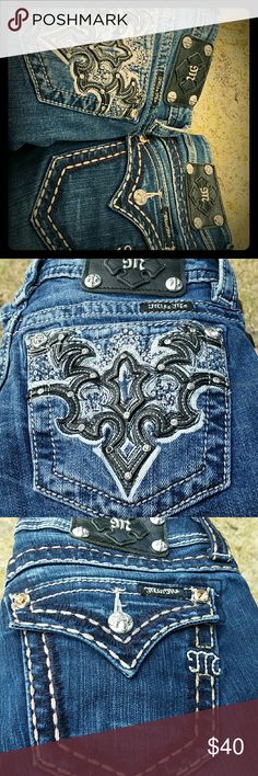 Miss me jeans Skinny size 27 Miss Me Jeans Skinny