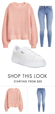 """Untitled #1021"" by alanawedge59 on Polyvore featuring Puma"