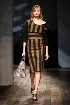 Prada Runway | Fashion Week Fall 2013