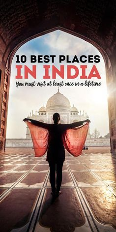 Best Places To Visit In India Plus Things To Do   via @Just1WayTicket   Photo © byheaven/Depositphotos