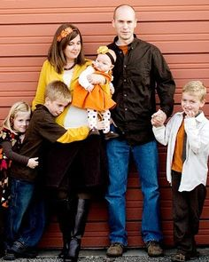 Get ready for family portraits with these 13 family photo outfit ideas. There is a look and inspiration for every season in this list!