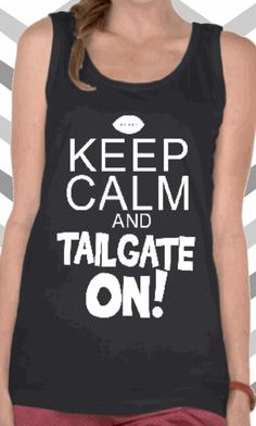 TAILGATE TANK-I want one in Mizzou colors!!
