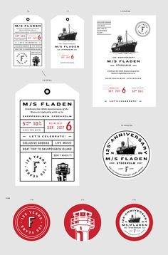 Fladen Tags